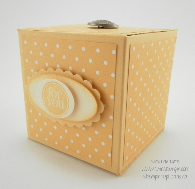 Cubed box
