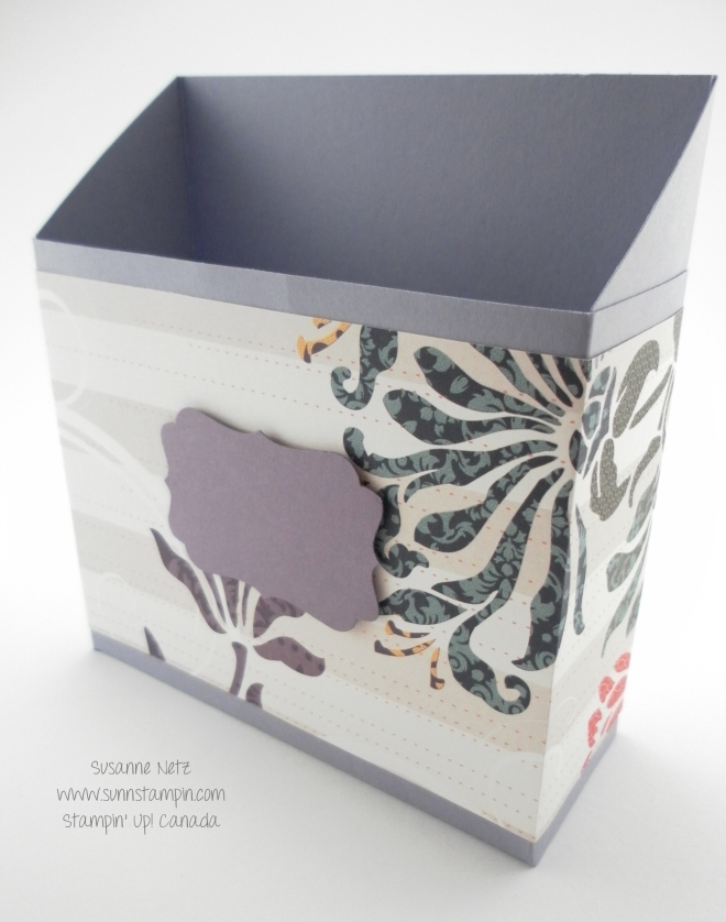 Card Holder Box