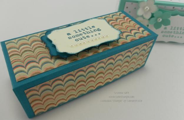 Rectangle Lidded Box