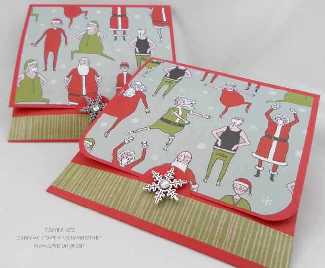 Stampin' Up! Hot chocolate Pouch