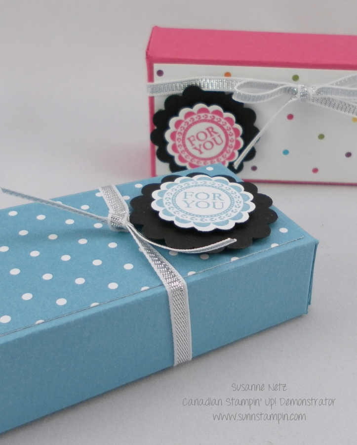 Stampin' Up! Stampin' Spot Box