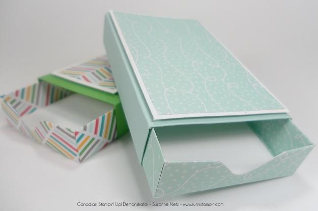 Stampin' Up! Envelope punch board