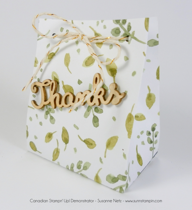 Stampin' Up! Expressions Natural Elements