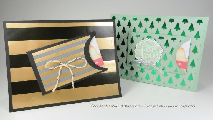 Stampin' Up! Winter Wonderland Designer Series Paper