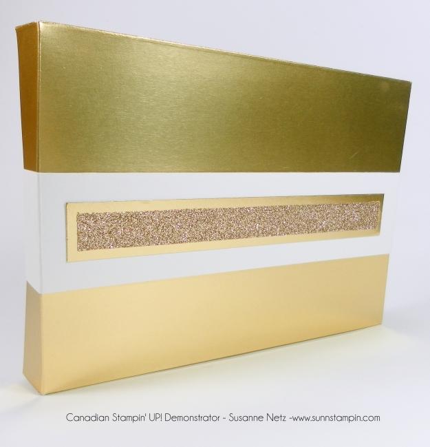 Stampin' Up! Gold Foil