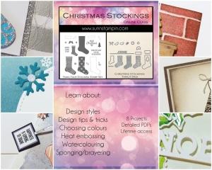 Christmas Stocking Teaser Page
